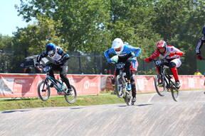 Photo of Chad, Callum, Matthew at Gosport BMX