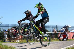 Photo of Jamie RABBETT at Gosport BMX