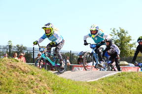 Photo of Ruby MOORES at Gosport BMX