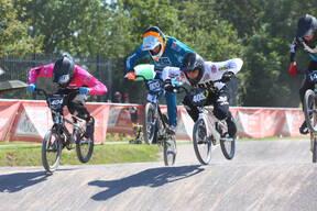 Photo of Alexander, Mackenzie, Leon at Gosport BMX