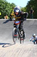 Photo of Katie MILLAR at Gosport BMX