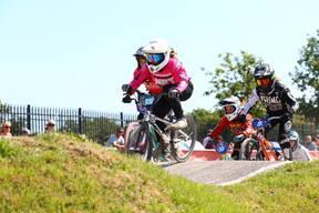 Photo of Lexi CARRUTHERS at Gosport BMX