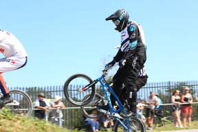 Photo of Neil STEWART (gvet) at Gosport BMX