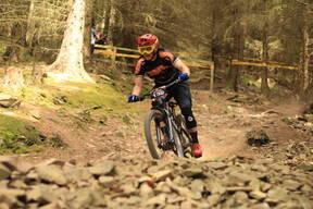 Photo of Tom DUNN (exp) at Glentress