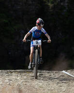 Photo of Rider 9 at Lee Quarry