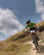 Photo of Rider 74 at Lee Quarry