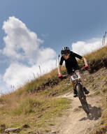 Photo of Rider 93 at Lee Quarry
