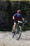Photo of Rider 16 at Lee Quarry