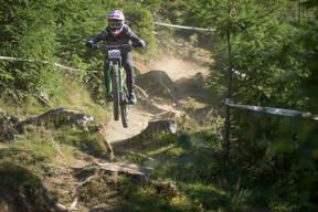 Photo of Liam HIGGINS at Rhyd y Felin