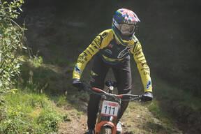Photo of Ethan CRAIK at Rhyd y Felin