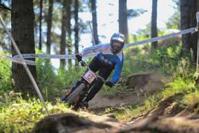 Photo of Luke WILLIAMSON at Rhyd y Felin