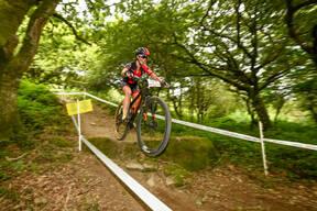Photo of Sharn HOOPER at Newnham Park