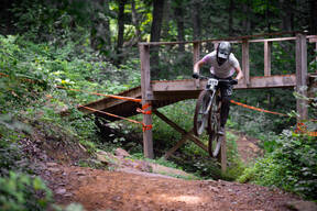 Photo of Jared RUSSELL at Windrock, TN