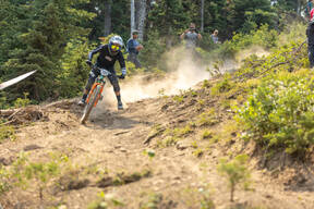 Photo of an untagged rider at Big Sky, MT