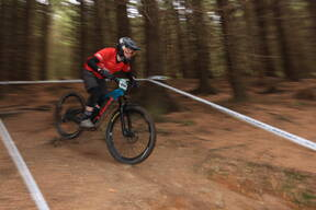 Photo of an untagged rider at Djouce, Co. Wicklow