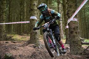 Photo of Emma WOOD at Innerleithen