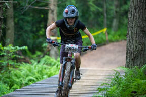 Photo of Zoe ECKMAN at Blue Mtn