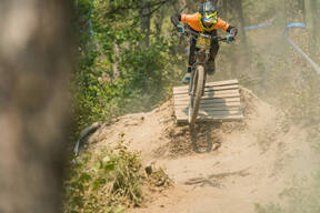 Photo of Damien COMEAU at Whitefish Mtn.