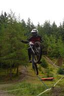 Photo of Stan NISBET at Innerleithen