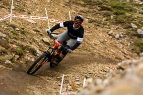 Photo of Brendan MORRIS at Swaledale
