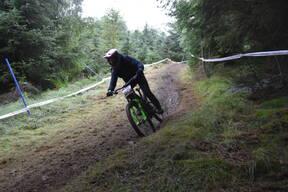Photo of Liam HIGGINS at Innerleithen