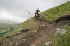Photo of Pete REES at Swaledale