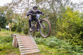Photo of Allan BRENKLEY at Llangollen