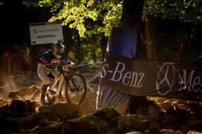 Photo of Brook MACDONALD at Maribor