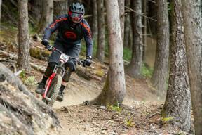 Photo of Derek MYERS (WA) at North Mt, Darrington, WA