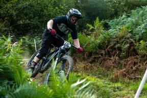 Photo of Sion JONES (vet) at Dyfi Forest