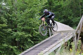 Photo of Dylan GOBEL at Blue Mtn