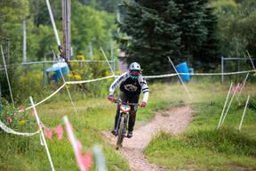 Photo of Kristin LENART at Blue Mountain, PA