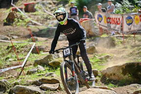 Photo of Johannes FISCHBACH at Val di Sole