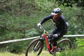 Photo of Brian COONEY (ebike) at Carrick, Co. Wicklow