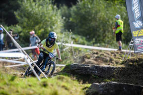 Photo of Cameron GOSS at Afan