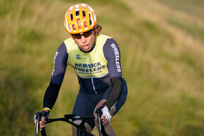 Photo of an untagged rider at Peebles