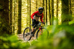 Photo of Ethan TINSLEY at Kirroughtree