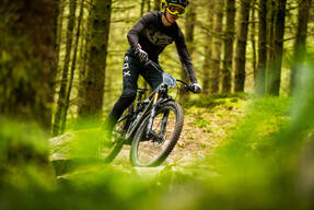 Photo of Finlay SYKES at Kirroughtree Forest