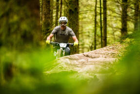 Photo of Shaun SYKES at Kirroughtree Forest