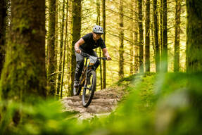 Photo of Andy HOOD at Kirroughtree