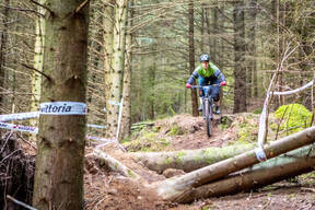 Photo of Samantha HEWITT at Kirroughtree Forest