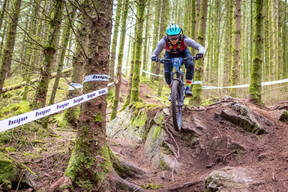 Photo of Allan BRENKLEY at Kirroughtree Forest