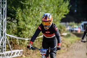 Photo of Keenan GREEN at Afan