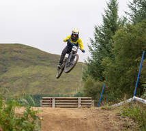 Photo of Alan CAMERON at Fort William