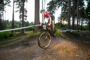 Photo of Mak LARKIN at Cannock