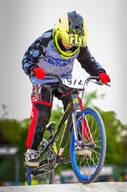 Photo of Rosanna GEDDES at Platt Fields BMX