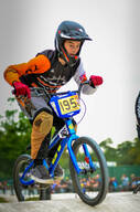 Photo of Harrie OWEN at Platt Fields BMX
