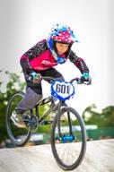 Photo of Izaac JONES at Platt Fields BMX