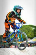 Photo of Elliott LAURIE at Platt Fields BMX