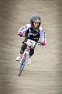 Photo of Elizabeth POOLE at Platt Fields BMX